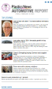Automotive newsletter preview