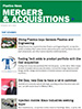 Mergers and Acquisitions newsletter preview